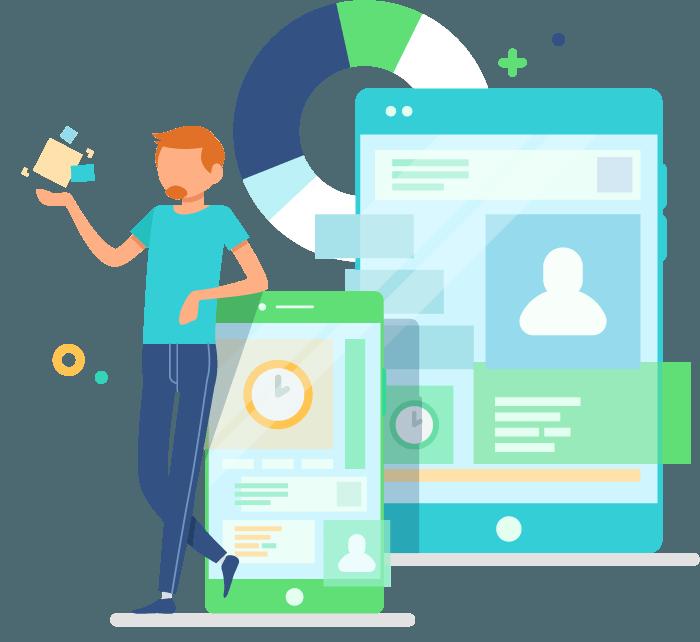 Webamente, servizi per il web