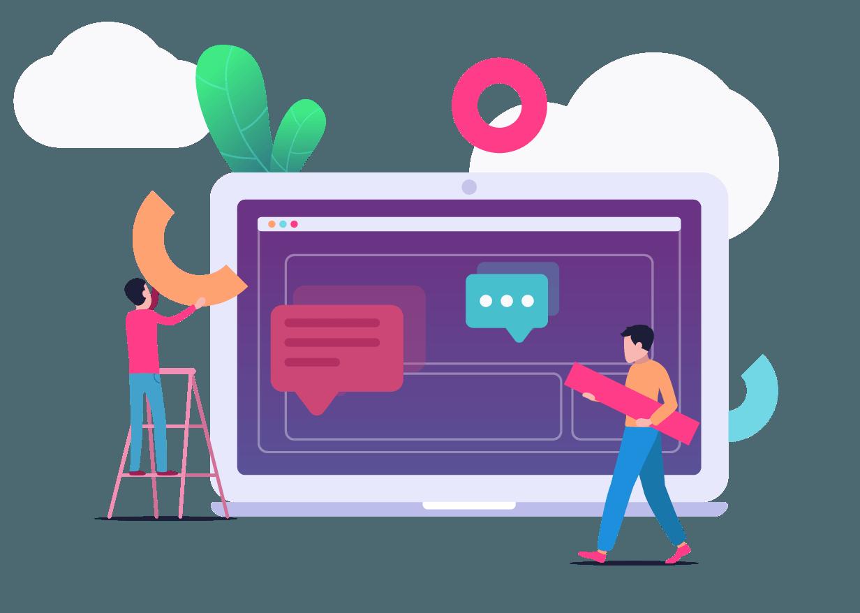 Realizzazione siti internet, soluzioni per il web